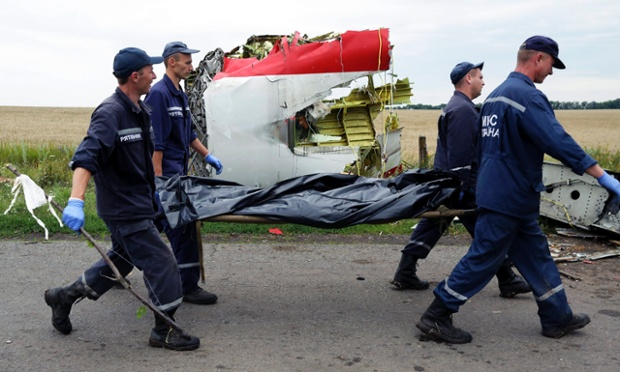 Опознаны 183 тела погибших при крушении Boeing на Донбассе