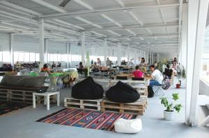 Хорошее место: Креативный кампус в первой столице