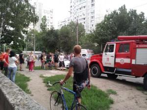 Очевидец заснял стрелявшего в харьковских инкассаторов (видео)