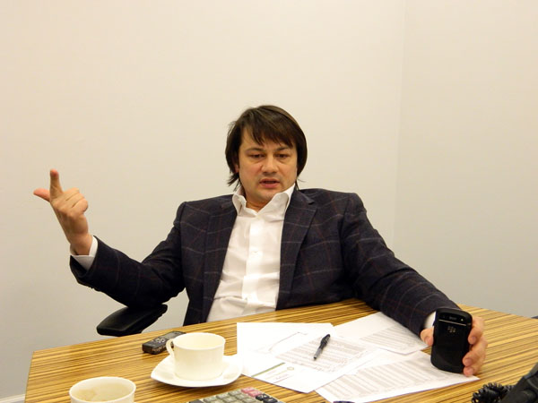 Николай Лагун покупает Универсалбанк