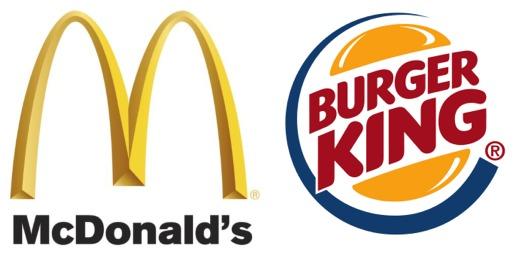 Крым остался без Burger King и McDonald's