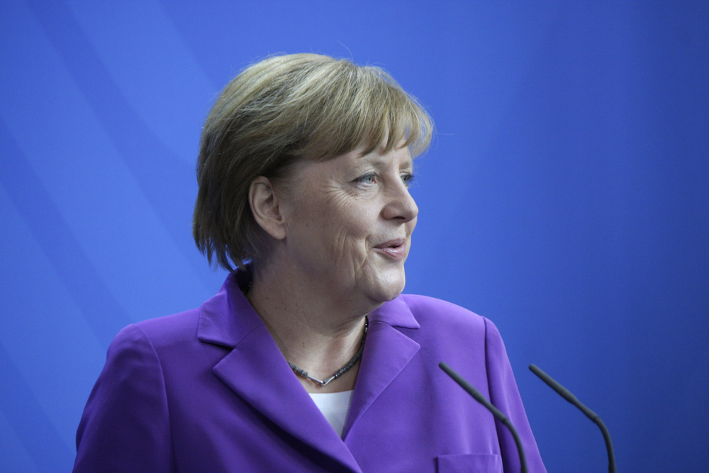 Меркель идет на четвертый срок