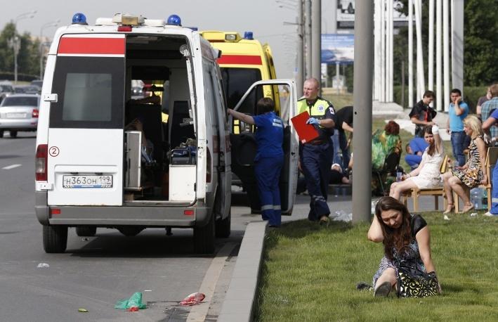 Число погибших в московском метро достигло 22
