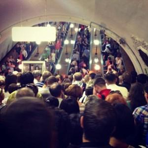 20 октября в столичном метро возможны ограничения в работе