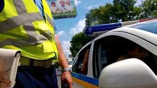 В Донецке расстреляли наряд ГАИ