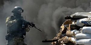 За ночь террористы шесть раз обстреляли бойцов АТО