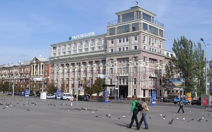 Ночь в Донецке прошла без происшествий