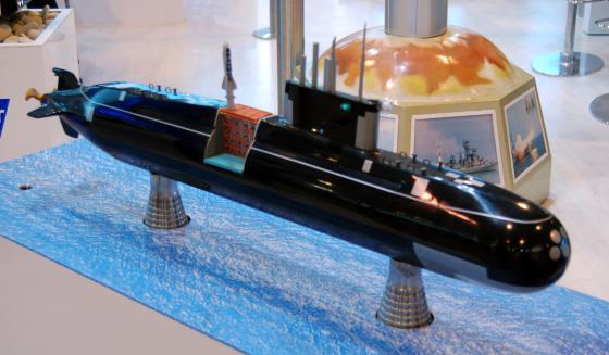 Итальянцы остановили совместную с Россией разработку подлодки