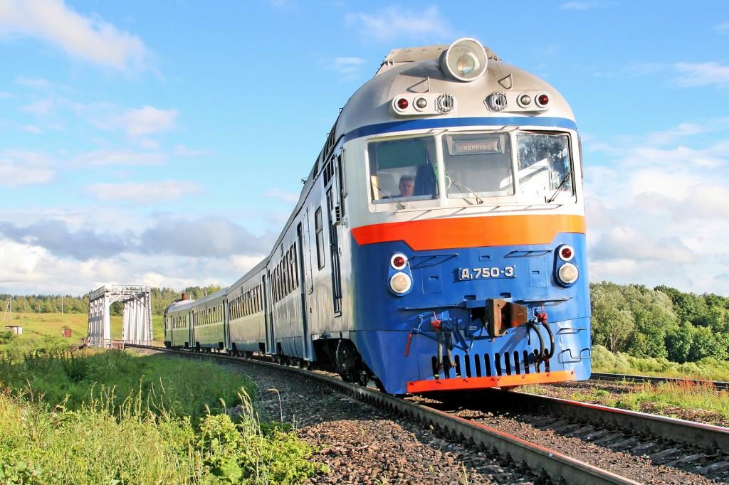 В Винницкой области с рельсов сошли 11 вагонов грузового поезда