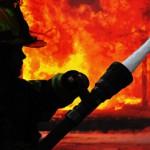 Пожар на Луганщине спровоцирован обстрелами пророссийских боевиков, - ООС