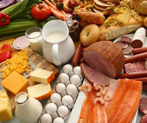 Объем продаж пищевой продукции составил 381 млрд грн