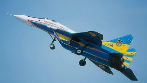 Самолет над Харцызском попал на прицеливание системы «Бук»
