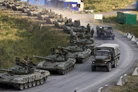 Россия продолжает стягивать войска к украинской границе