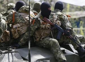 Силы АТО оставили Александровск, Роскошное и Сабовку