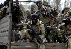 Боевики ЛНР стреляли по митингующим пенсионерам