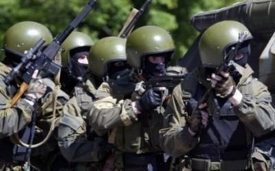 В районе Амвросиевки из «Града» обстреляли позиции АТО