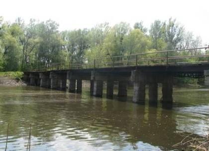 В Харьковской области усилена охрана всех мостов и дамб