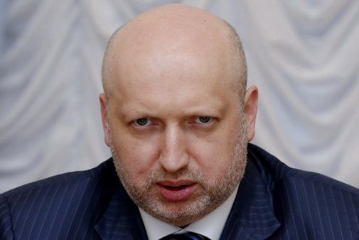 Рада лишила Турчинова депутатских полномочий