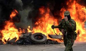 Ночью в Харьковской области прогремели взрывы