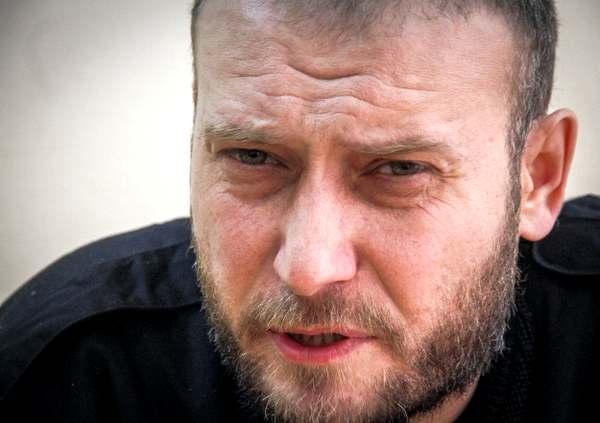 Ярош побеждает в округе №39 Днепропетровской области