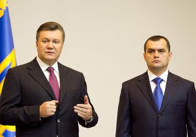Партнер Виталия Захарченко потерял карпатское золото