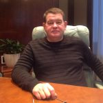Вадим Гриб, специалист по корпоративным войнам, бывший советник по аналитике председателя СБУ, председатель набсовета группы компаний «ТЕКТ»