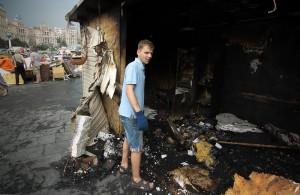Большая толока на Майдане