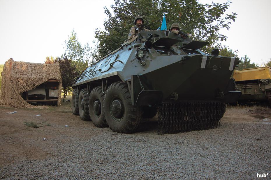 Добровольческие батальоны получат тяжелое вооружение - Аваков