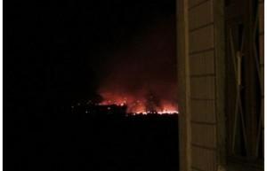 Донецк обстреливали полночи и утро