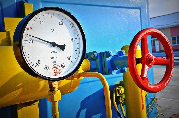 Морозы увеличили потребление газа в Украине