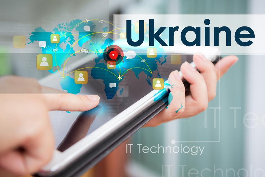 Задача Украины – стать IT хабом