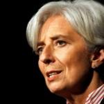 Лагард покинет пост главы МВФ