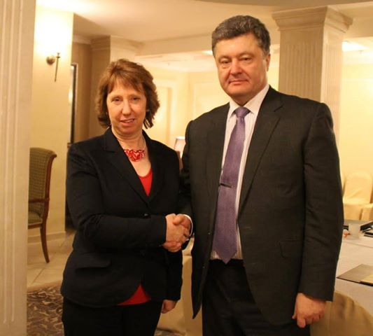 Эштон надеется на успешный результат встречи в Минске