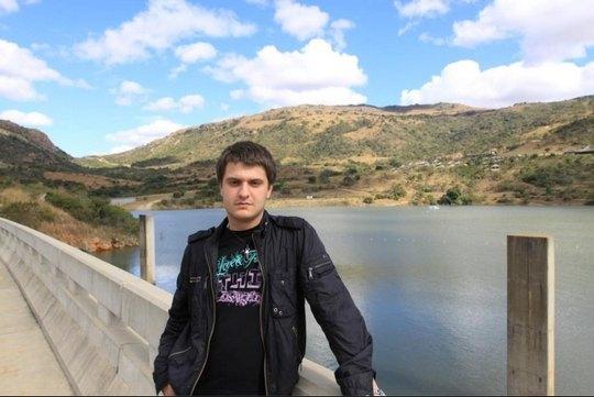 Сын главы МВД записался добровольцем в батальон «Киев-1»