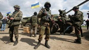 Из окружения под Иловайском вышли 11 украинских военных
