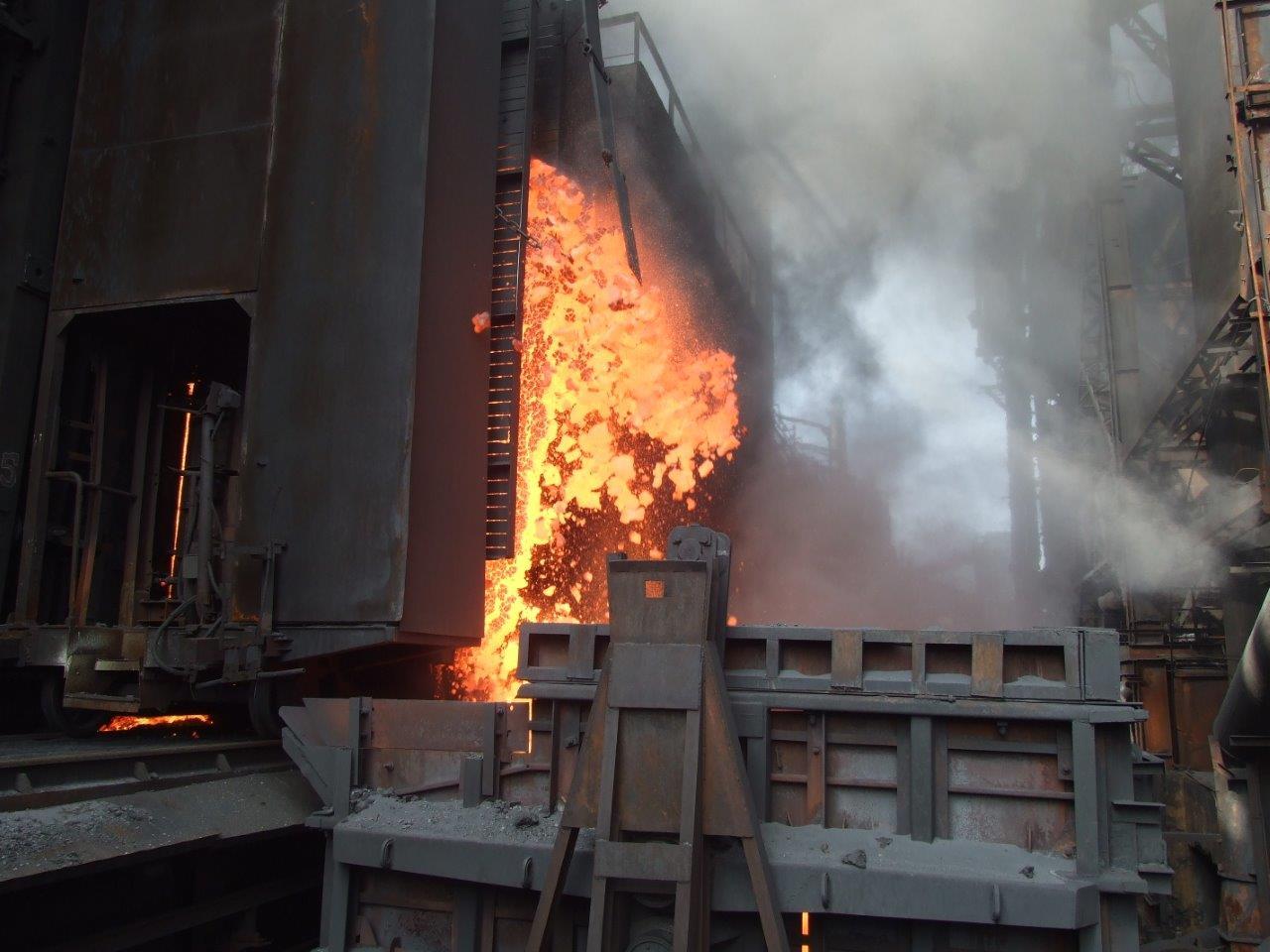 Фото: Авдеевский коксохимический завод