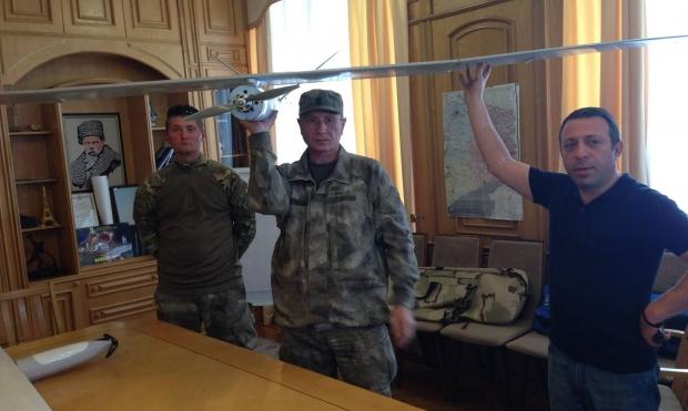 В Украине создали беспилотник для военных «Днепр-1»