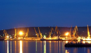 Крымская промышленность встала на якорь