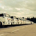 Беларусь отправила на Донбасс 55 тонн гумпомощи