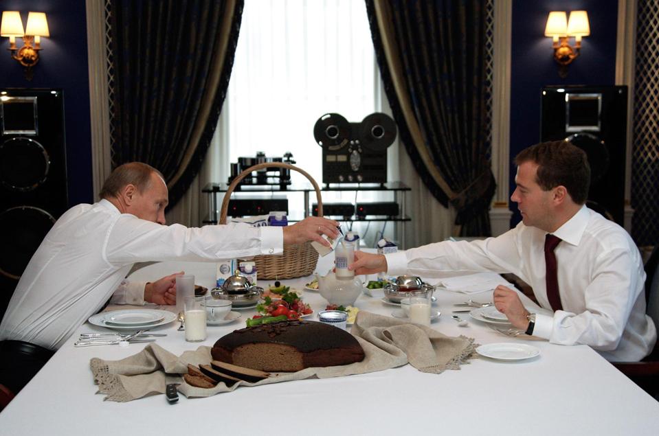 Страшна ли голодовка России для Европы