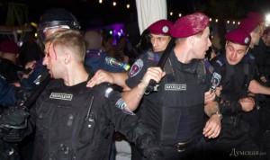 Рада приняла закон о полиции