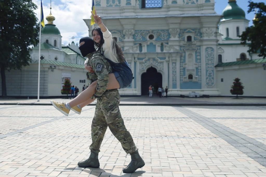 Війна у моєму Києві