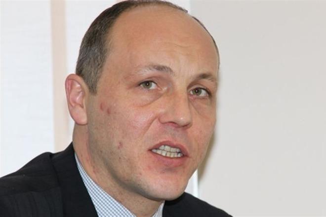 Андрей Парубий подал в отставку