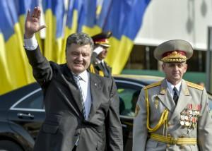 Как изменилась речь Порошенко за лето