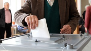 Военные в зоне АТО смогут проголосовать