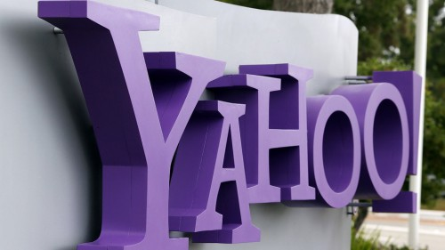 Yahoo инвестирует в стартап Snapchat