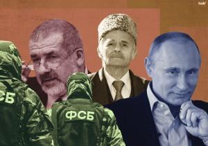 Россия - против крымских татар