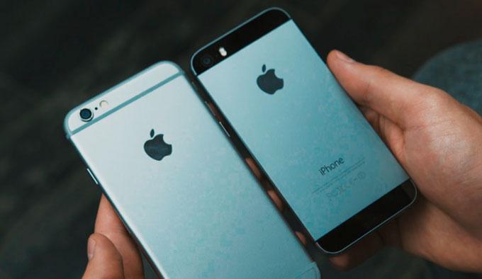 Прибыль Apple рухнула почти на треть