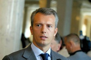 ЦИК зарегистрировала Хорошковского в депутаты от партии