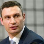 Кличко тоже высказался за миротворцев на Донбассе